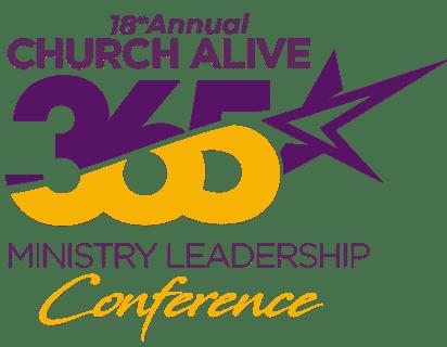 Church Alive 365! - Logo